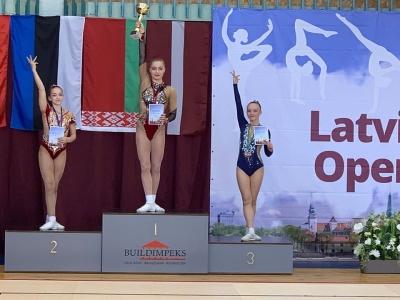 Latvia Aerobic Open Cup 2019 _3