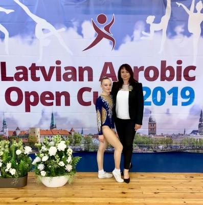 Latvia Aerobic Open Cup 2019 _4